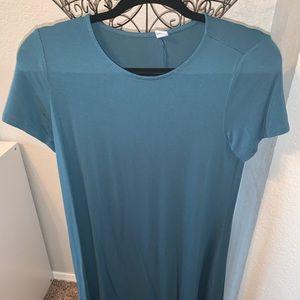Teal T-Shirt Old Navy Dress
